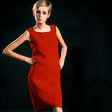 Twiggy Photographic Print