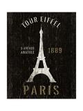 Refurbished Eiffel Tower Premium Giclee Print by Hugo Wild