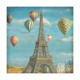 Balloon Festival Premium Giclee Print by Danhui Nai