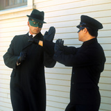 The Green Hornet Photographic Print