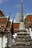 Wat Phra Chetuphon (Wat Pho) (Wat Po) Photographic Print by Jean-Pierre De Mann