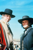 Pat Garrett & Billy the Kid Photographic Print