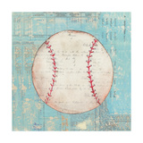 Play Ball I Premium Giclee Print by Courtney Prahl
