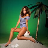 Catherine Bach Photographic Print