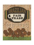 Coffee Sack IV Premium Giclee Print by  Pela