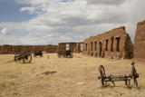 Old Wagons, Fort Union National Monument, New Mexico, United States of America, North America Photographic Print by Richard Maschmeyer