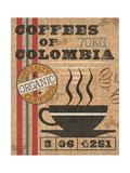 Coffee Sack I Premium Giclee Print by  Pela