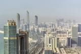 Abu Dhabi, United Arab Emirates, Middle East Photographic Print by Angelo Cavalli