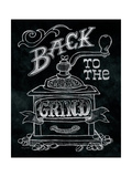 Back to the Grind Premium Giclee Print by Mary Urban