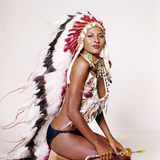 Pam Grier Photographie