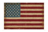 USA Strong Giclee-tryk i høj kvalitet af  Pela