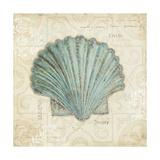 Beach Treasures I Premium Giclee Print by Emily Adams