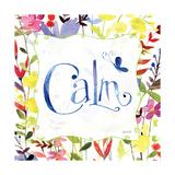 Calm Premium Giclee Print by Anne Tavoletti