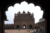 Fatehpur Sikri, UNESCO World Heritage Site, Uttar Pradesh, India, Asia Photographic Print by Balan Madhavan