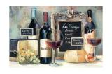Les Fromages Reproduction giclée Premium par Marilyn Hageman
