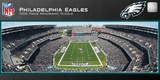 Philadelphia Eagles 1000 Piece Panoramic Stadium Jigsaw Puzzle Jigsaw Puzzle