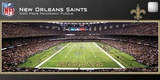 New Orleans Saints 1000 Piece Panoramic Stadium Jigsaw Puzzle Jigsaw Puzzle