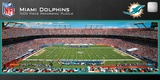 Miami Dolphins 1000 Piece Panoramic Stadium Jigsaw Puzzle Jigsaw Puzzle