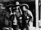 The Three Stooges: Which Way Is West Photographic Print