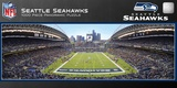 Seattle Seahawks 1000 Piece Panoramic Stadium Jigsaw Puzzle Jigsaw Puzzle