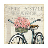 Paris Ride II Premium Giclee Print by  Pela