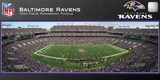 Baltimore Ravens 1000 Piece Panoramic Stadium Jigsaw Puzzle Jigsaw Puzzle