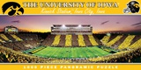 Iowa Hawkeyes 1000 Piece Panoramic Jigsaw Puzzle Jigsaw Puzzle