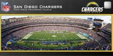 San Diego Chargers 1000 Piece Panoramic Stadium Jigsaw Puzzle Jigsaw Puzzle