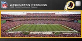 Washington Redskins 1000 Piece Panoramic Stadium Jigsaw Puzzle Jigsaw Puzzle