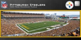 Pittsburgh Steelers 1000 Piece Panoramic Stadium Jigsaw Puzzle Jigsaw Puzzle