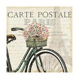 Paris Ride I Premium Giclee Print by  Pela