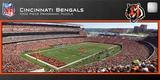 Cincinnati Bengals 1000 Piece Panoramic Stadium Jigsaw Puzzle Jigsaw Puzzle