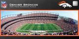 Denver Broncos 1000 Piece Panoramic Stadium Jigsaw Puzzle Jigsaw Puzzle