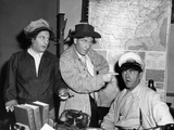 The Three Stooges: Blame it on Moe Photographic Print