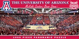 Arizona Wildcats 1000 Piece Panoramic Jigsaw Puzzle Jigsaw Puzzle