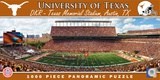 Texas Longhorns 1000 Piece Panoramic Jigsaw Puzzle Jigsaw Puzzle