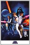 Star Wars: Episode IV – Eine neue Hoffnung Kunstdrucke