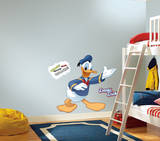 Mickey & Friends - Donald Duck Peel & Stick Giant Wall Decal Vinilo decorativo