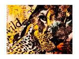 King of the Jungle Giclee Print by Nicole Quattrocki