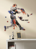 Baseball Champion Giant Peel and Stick Wall Decal Wall Decal