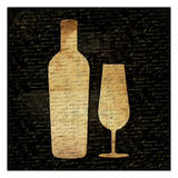 Wine Shadows C2 Posters by Jace Grey