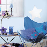 Star Peel & Stick Mirror (Large) Wall Decal
