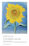 Sunflower 1985 Prints by Georgia O'Keeffe