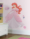 Disney Princess - Ariel Peel & Stick Giant Wall Decal Wall Decal