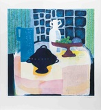 Interior, Still LIfe Limited Edition by Wendy Chazin