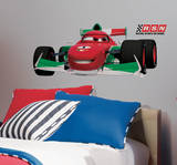 Cars 2 Francesco Peel & Stick Giant Wall Decal Wall Decal