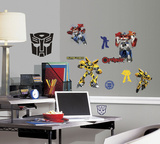 Transformers - Autobots Peel and Stick Wall Decal Wall Decal