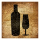 Wine Shadows C Prints by Jace Grey