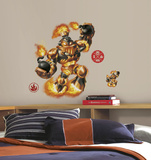 Skylanders SWAP Force - Blast Zone Peel and Stick Giant Wall Decal Wall Decal