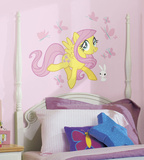 My Little Pony - Fluttershy Peel and Stick Giant Wall Decal Wall Decal